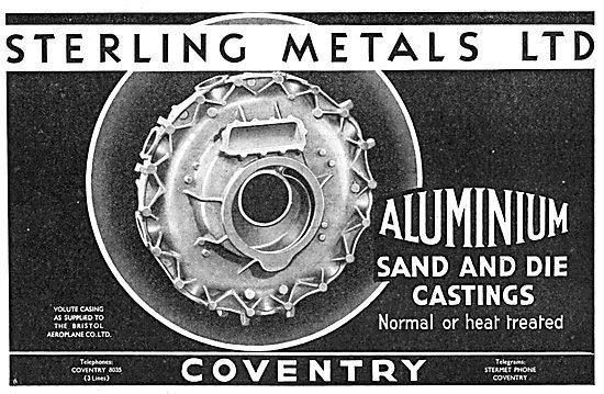 Sterling Metals Coventry - Aluminium Sand & Die Castings