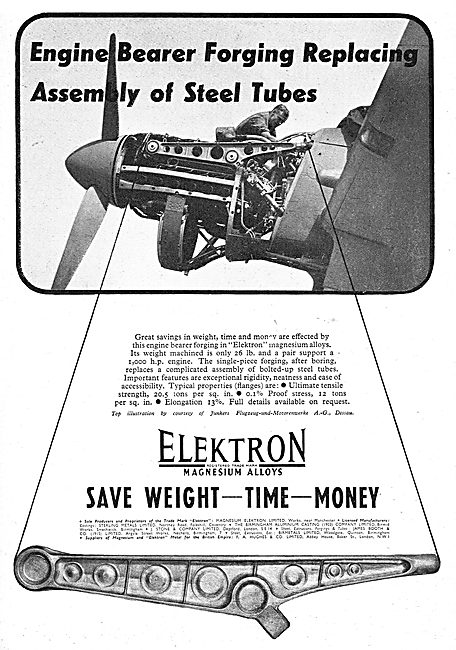 Sterling Metals Coventry - Elektron : Magnesium Elektron