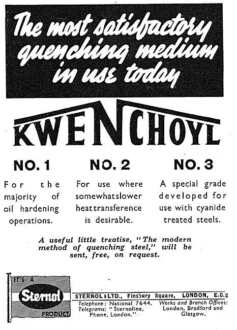 Sternol Kwenchoyl