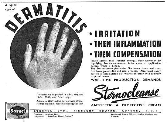 Sternol - Sternocleanse Barrier Cream