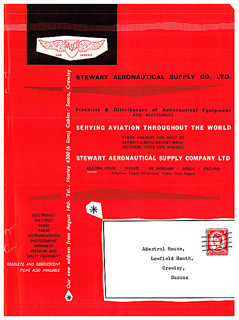 Stewart Aeronautical Supply Company