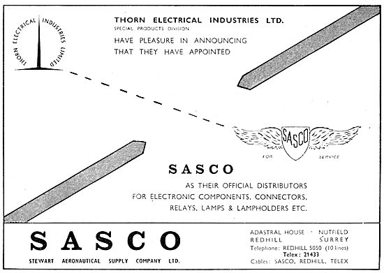 Stewart Aeronautical Supply - SASCO