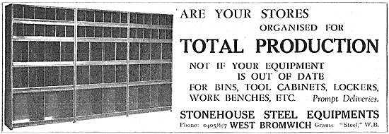 Stonehouse Industrial Storage Bins, Cabinets & Lockers