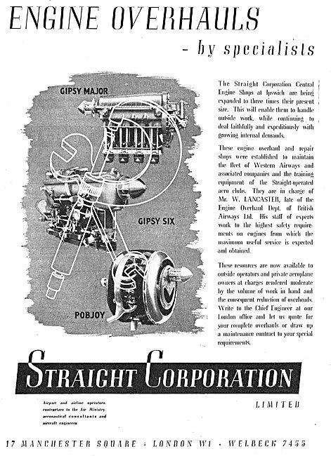 Straight  Aviation Engineering Training & Correspondence Courses