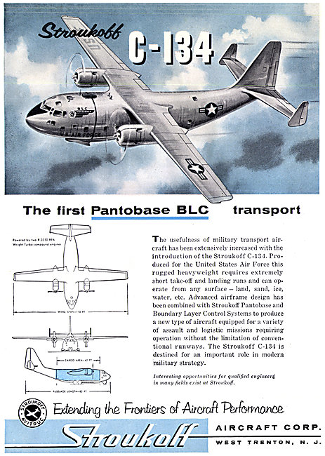 Stroukoff C-134 Pantobase BLC