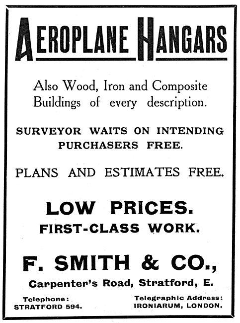 F.Smith & Co Hangars