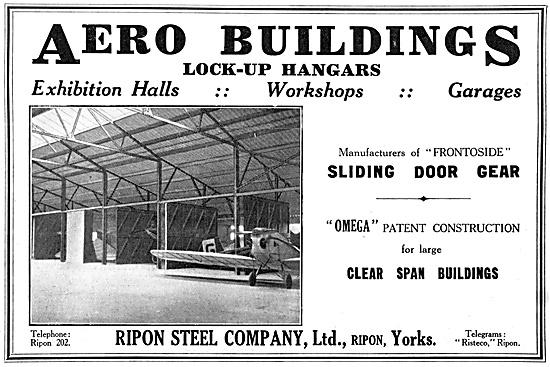 Ripon Steel Company Aero Buildings