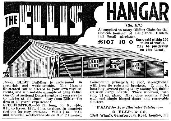 G.Ellis & Co - Aircraft Hangars