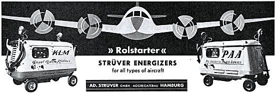 Struver Rolstarter - Struver Energizers - Struver GPU