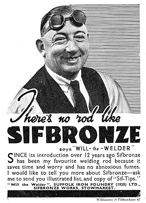 Sifbronze Welding Rods - Will The Welder
