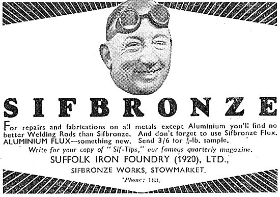 Sifbronze - Suffolk Iron Foundry