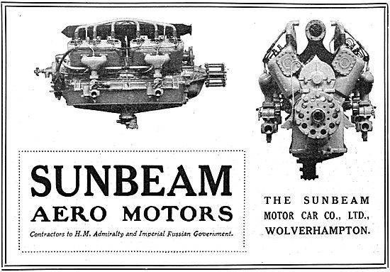 Sunbeam-Coatalen Aero Motors