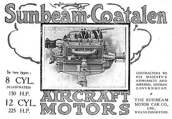 Sunbeam-Coatalen Aircraft Motors