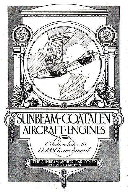Sunbeam -Coatalen Aircraft Engines
