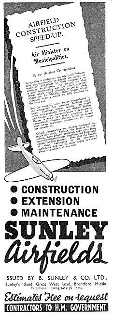 Sunley Airfields Construction & Maintenance