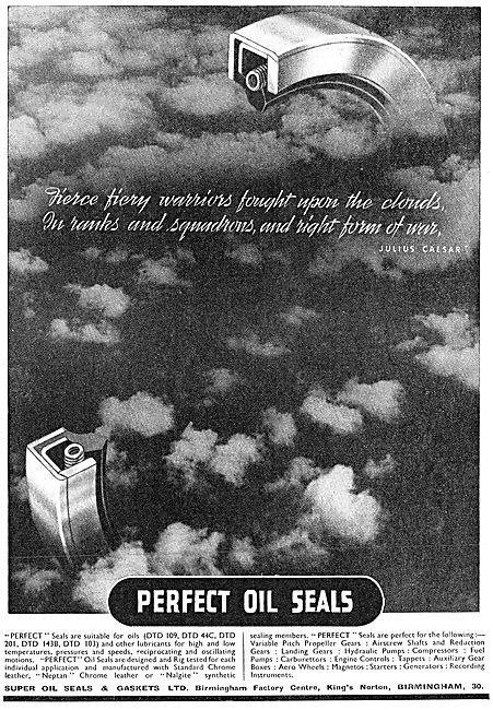 Super Oil Seals  - Seals & Gaskets