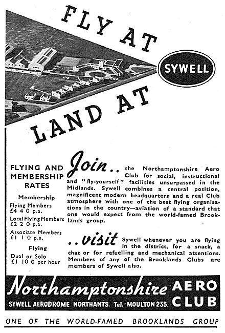 Sywell Aerodrome - Northamponshire Aero Club