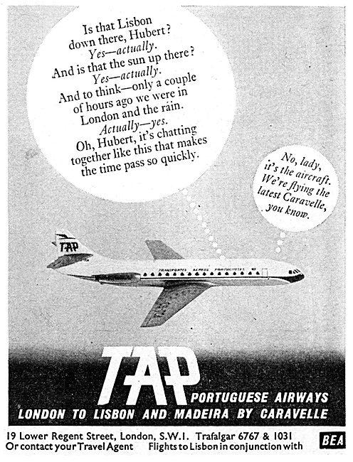 TAP Portugese Airways