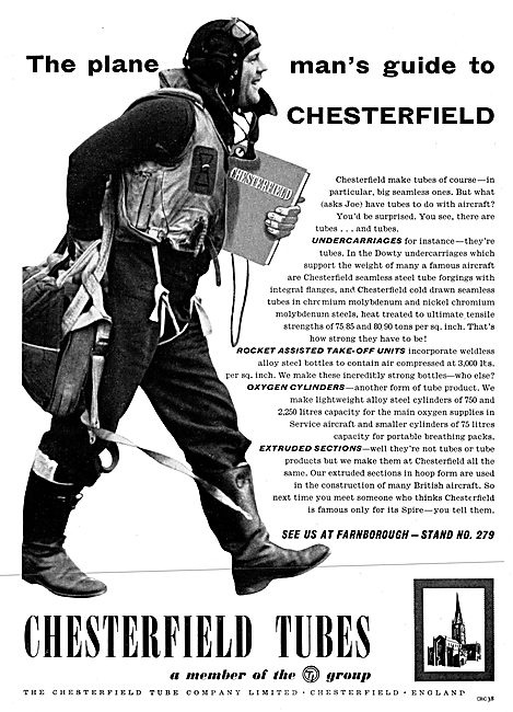 T.I. Group. The Chesterfield Tube Company - Extrusions