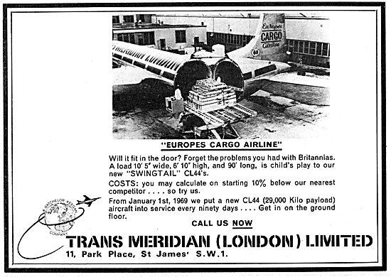 Transmeridian Air Cargo