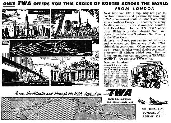 Trans World Airlines - TWA