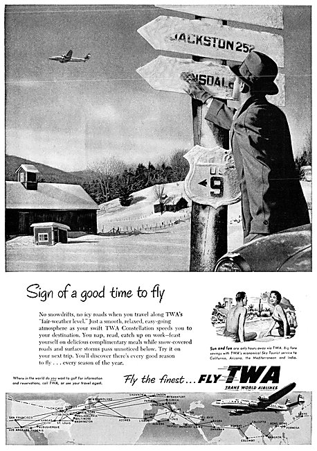 TWA Trans World Airlines