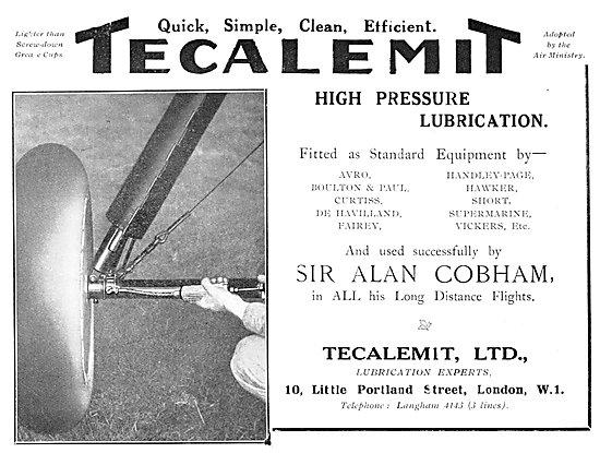 Tecalemit Lubrication Equipment