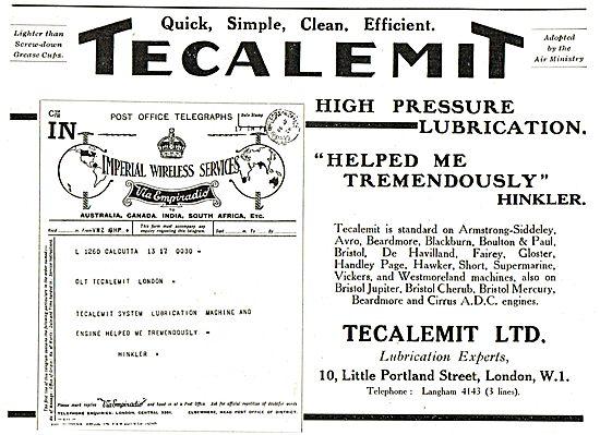 Tecalemit High Pressure Lubrication - Hinkler Testimonial