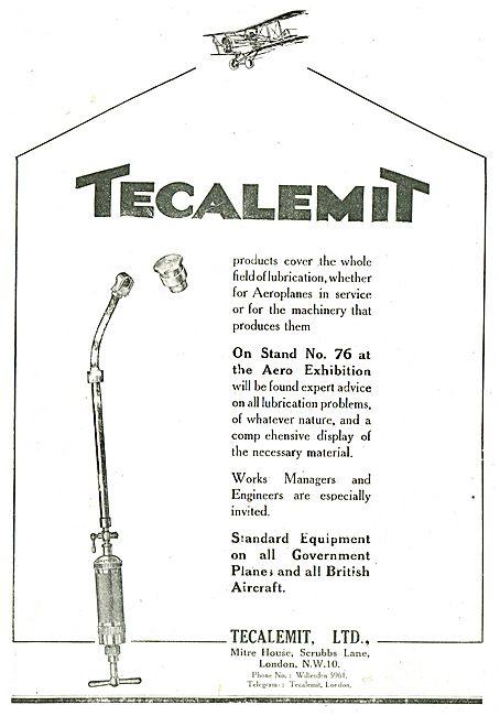 Tecalemit High Pressure Lubrication Gun
