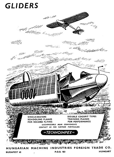 Technoimpex - Hungarian Aircraft