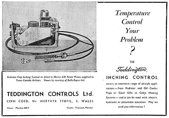 Teddington Controls - Temperature Inching Control