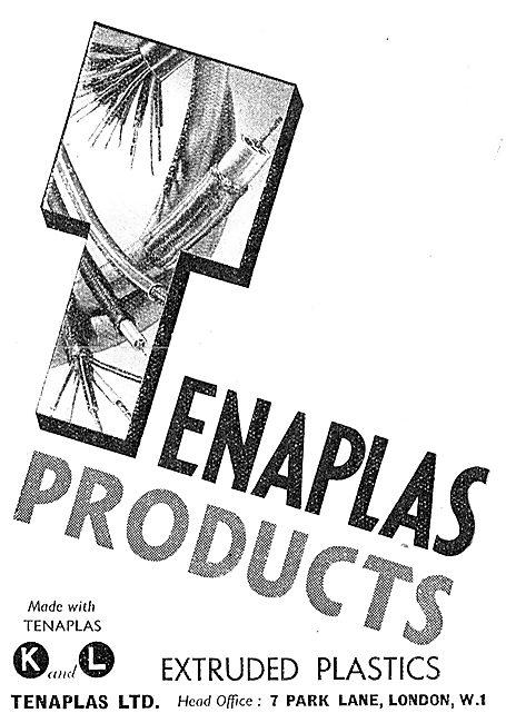 Tenaplas Extruded Plastic Components
