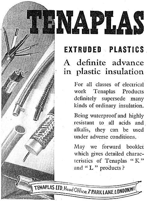 Tenaplas Extruded Plastics - Insulating Sleeves