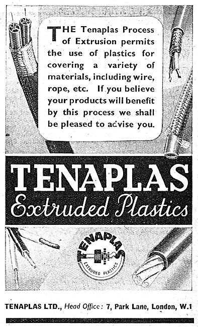 Tenaplas Extruded Plastics - Electrical Wiring Sleeves