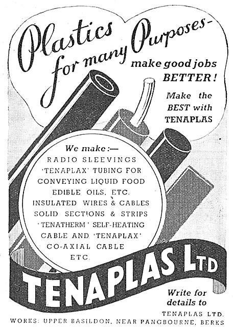 Tenaplas Plastics - TENAPLAX