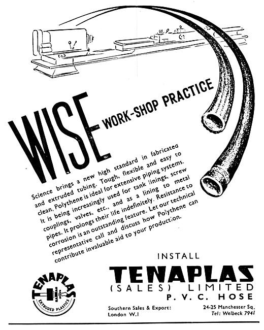 Tenaplas Extruded Tubing