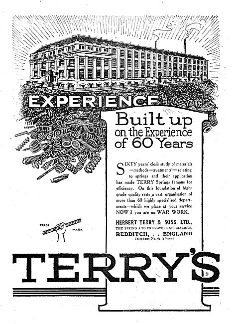 Terry's Springs & Parts For Aircraft Work