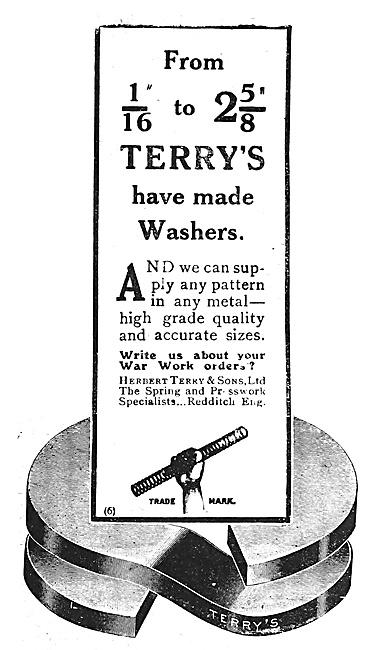 Terry Springs, Presswork & Wirework.