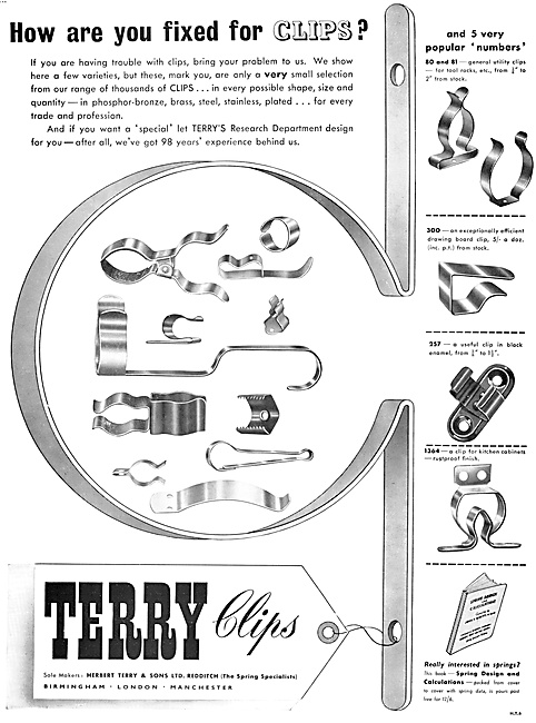 Terrys Clips & Presswork