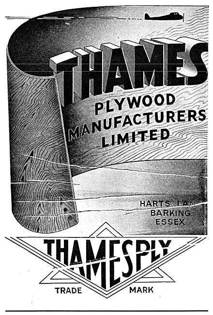 Thames Plywood. THAMESPLY Plywood