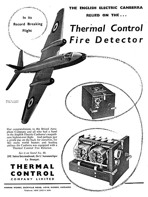 Thermal Control  Pressure Switches