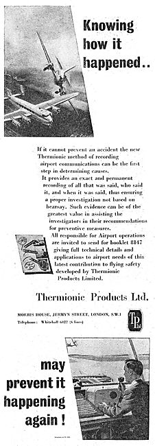 Thermionic ATC Recording Applications