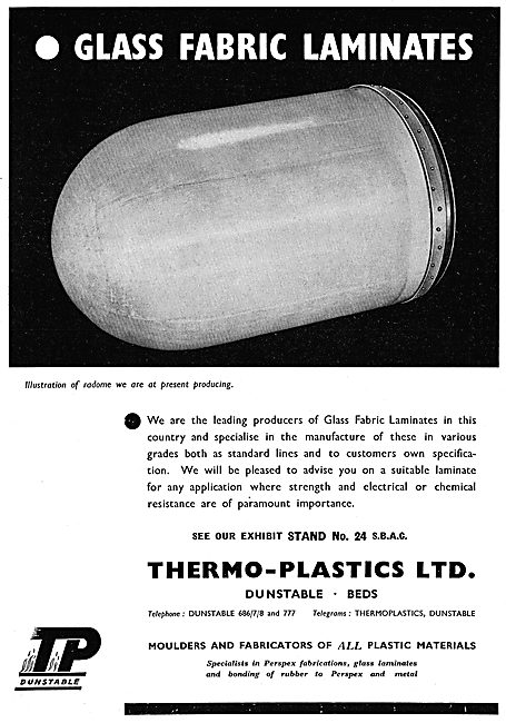 Thermo-Plastics : Fibre Glass Laminates