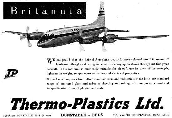 Thermo-Plastics : Fibre Glass Laminates