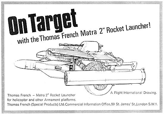 Thomas French MATRA  2