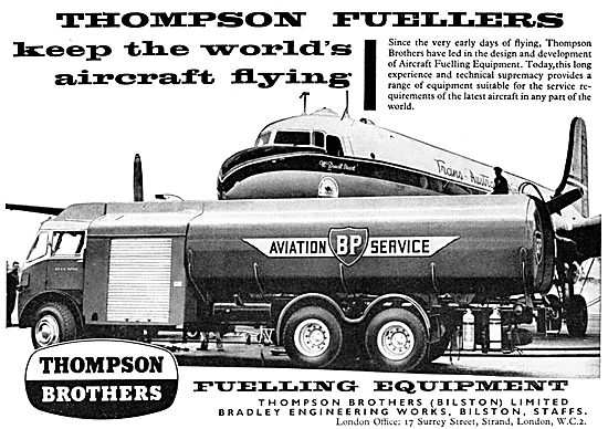 Thompson Brothers Aircraft Refuellers