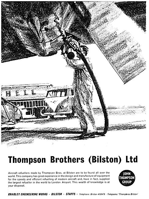 Thompson Brothers Aircraft Refuelling Equipment