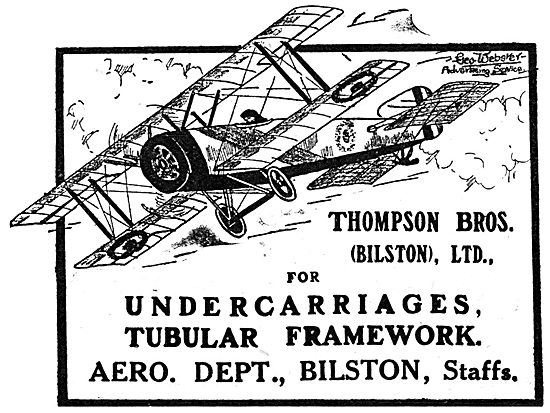 Thompson Brothers - Undercarriages Tubular Framework
