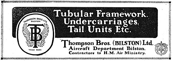Thompson Brothers Undercarriages & Tail Units
