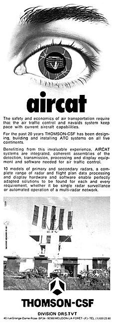 Thomson-CSF AIRCAT Radar SSR